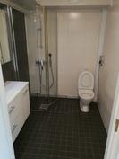 Pesutilat/WC yläkerta