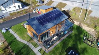 Aurinkopaneeleja 18kpl - teho 5,04kWp