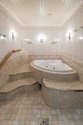 Kylpyhuone, poreallas