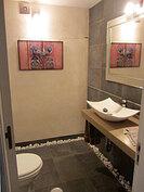 Pohjakerroksen wc