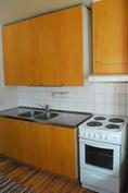 Yläkerran asunto 2 keittiö