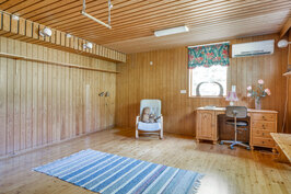Alakerran huone 25 m2