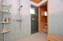Pesuhuone, päärakennus