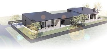 Arkkitehdin ulkohavainnekuva