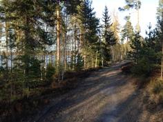 Upeat lenkkimaastot ja talvella hiihtoladut sijaitsevat lähellä