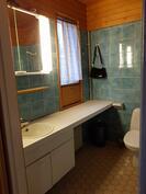 Master bedroomin wc/kylpyhuone