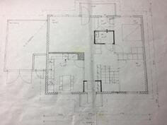 Pohja yläkerta (sisääntulokerros)