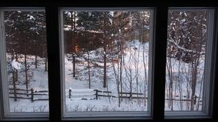 Näkymä mh 1 ikkunasta