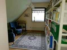 Yläkerta huone 3. Övrevåningen, rum 3.