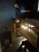 Kakkosrakennuksen sauna