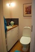 Eteisen pikku-wc