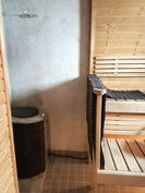 Sauna, hetivalmis kiuas