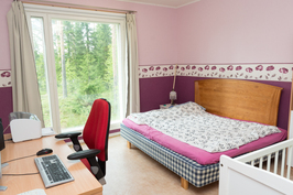 Makuuhuone 16 m²