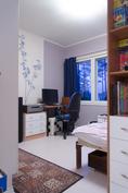 Makuuhuone 12 m²