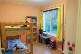 Makuuhuone 10 m²
