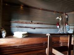 Suuri sauna, lattialämmitys