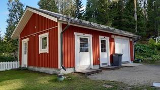autotalli, liiteri, varasto/aitta, kompostikäymälä