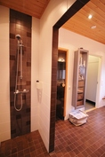 Pohjakerros, wc/kylpyhuone