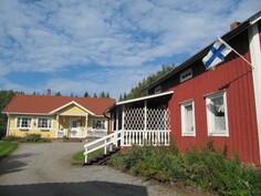 Talo ja vierasmaja