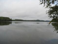 Rantamaisema järvelle