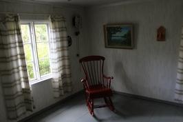 Vanhan talon pirtti