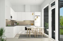 Voit valita keittiöösi laadukkaat ja tyylikkäät kalusteet ja kodinkoneet.