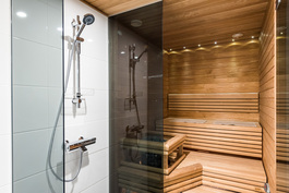 valitse mieluisesi sauna