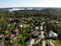 Naapurustoa ja Kyrösjärvi
