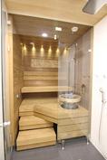 Voit itse tuunata saunasi.  Kuva aikaisemmin valmistuneesta kohteest