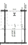 28 m²