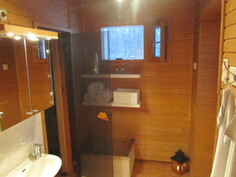 Saunan kylpyhuone