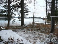 Saunalta järvelle
