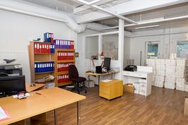 Kuva toisesta liikehuoneistosta
