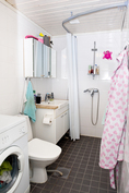 Kuva asunnon wc/pesuhuoneesta