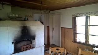 Kuva keittiöstä, leivinuunista