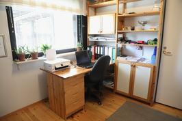 4. huone/työhuone