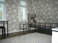 Makuuhuone + vaatehuone