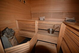 ..ja sauna